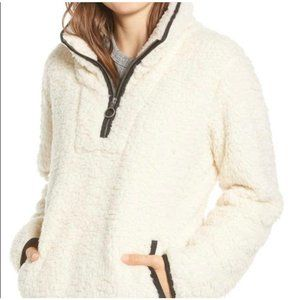 Thread & Supply Sherpa Pullover Sz M